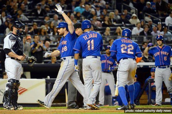 Daniel Murphy NY Mets