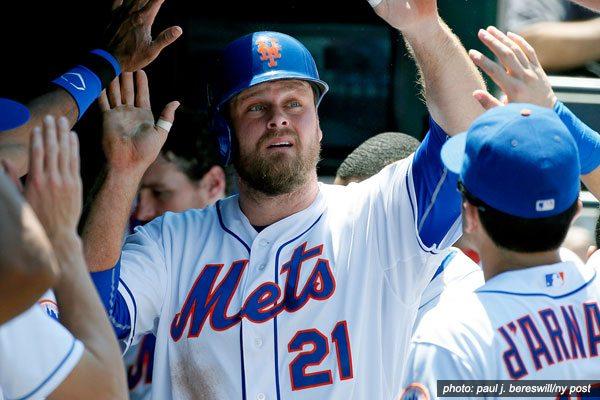 Lucas Duda NY Mets