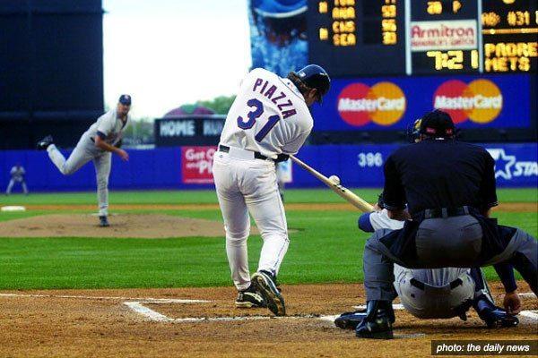 Mike Piazza Mets