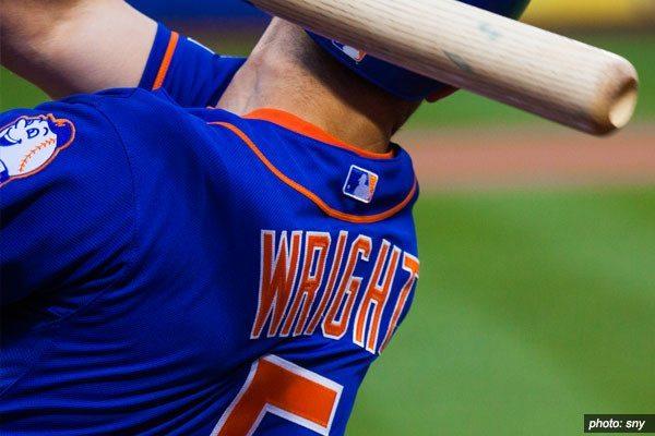 David Wright NY Mets