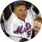 Benny Agbayani NY Mets