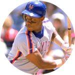 Darryl Strawberry NY Mets