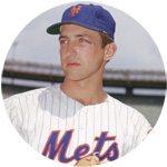 Jerry Koosman NY Mets