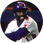 Mookie Wilson NY Mets