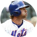Kirk Nieuwenhuis NY Mets
