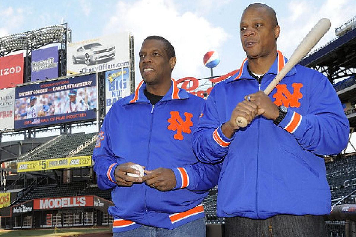 2010 Mets Hall of Fame Inductions Bring Back the Past