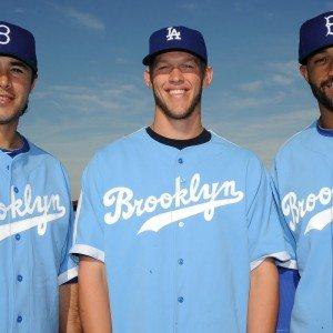 LA Dodgers to Wear Brooklyn Uniforms This Season...WHY?