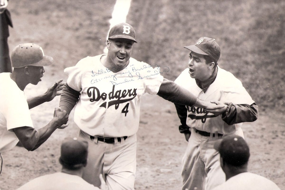 Roger Kahn Talks with Steve Somers about Duke Snider