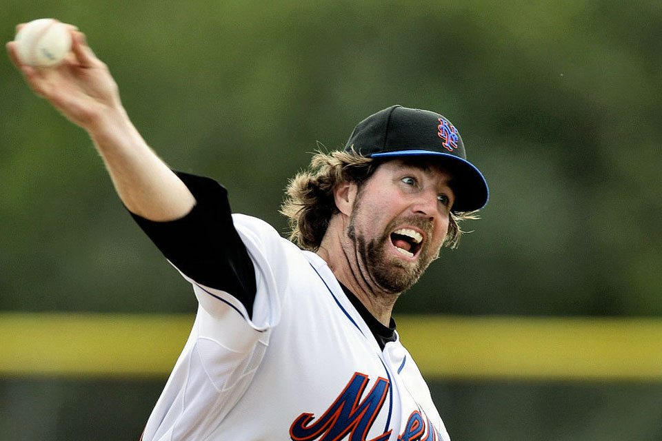 What's The Deal With R.A. Dickey?
