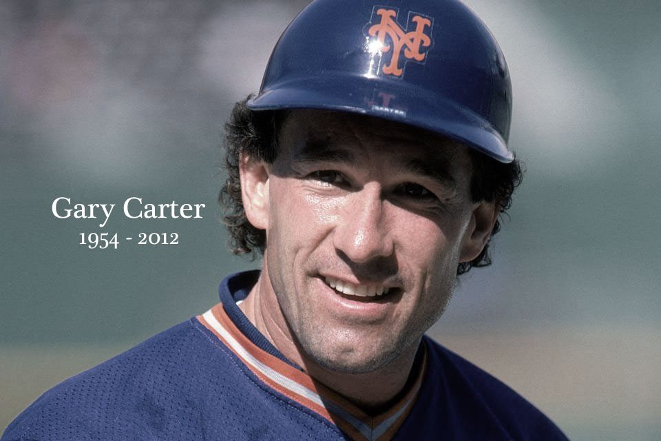 Gary Carter's Last Recorded Interview