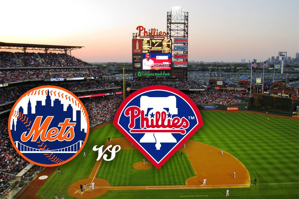 Mets Phillies 2012