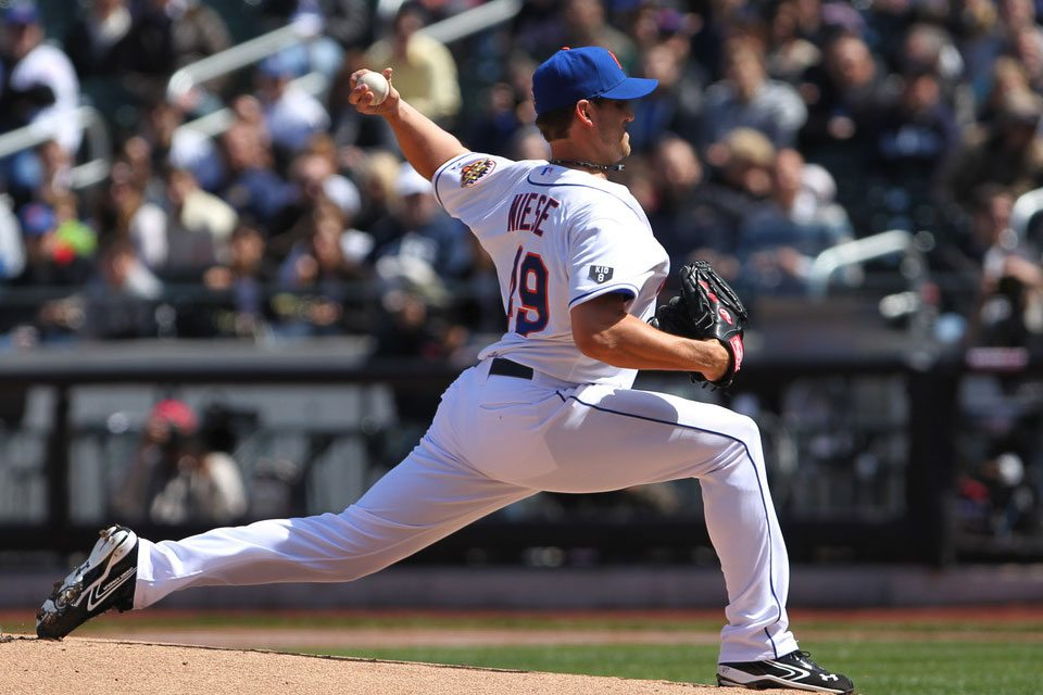 Mets Sweep Braves Opening Weekend