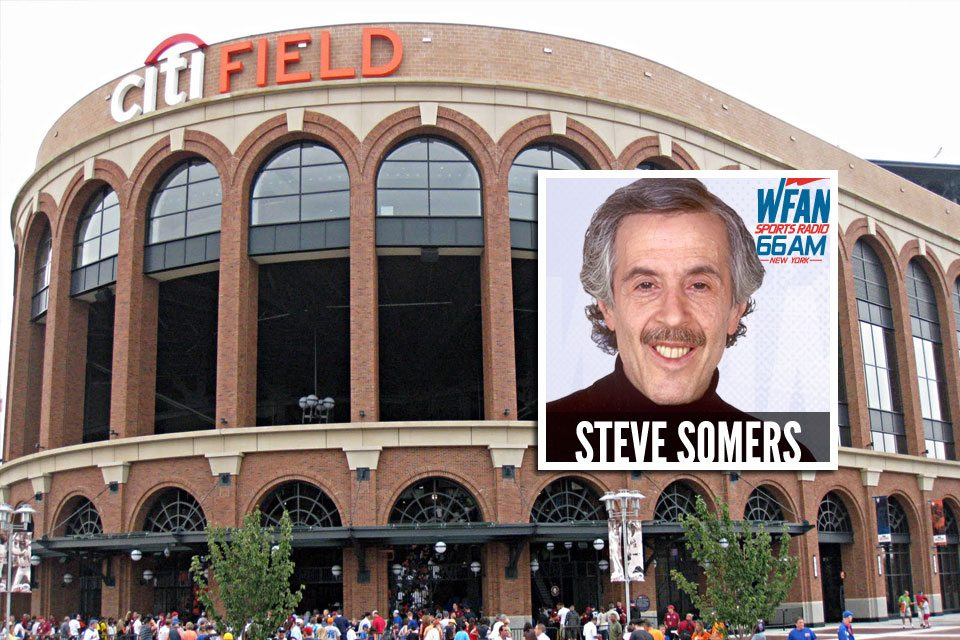 Steve Somers Talks About R.A. Dickey's One-Hitter