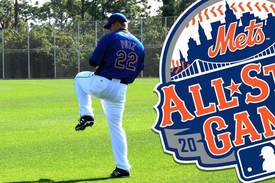 JJ Putz Bullpen Mets