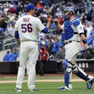 Scott Rice Mets