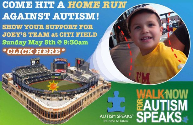 Autism Speaks Citi Field