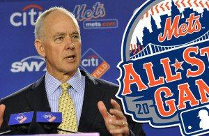 Sandy Alderson Mets GM