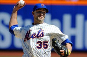 Dillon Gee NY Mets
