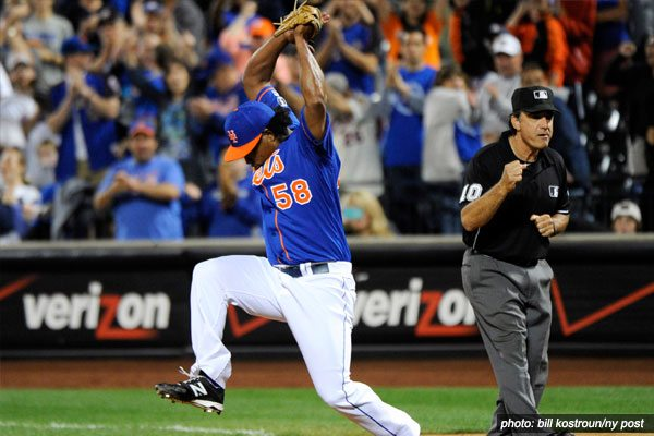 Jenrry Mejia New York Mets