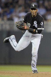 Alexei Ramirez Chicago White Sox