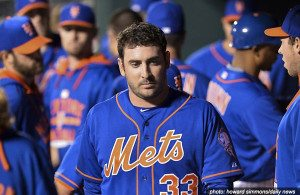 Matt Harvey Subway Series