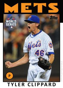 2015 World Series Tyler Clippard