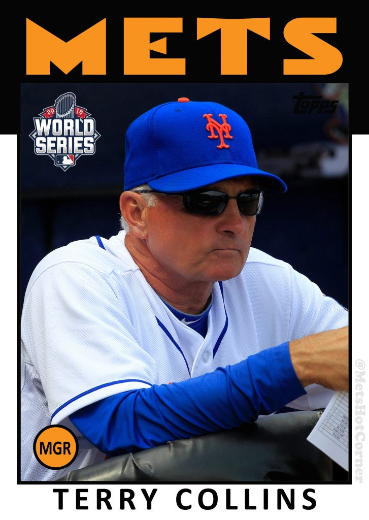 2015 World Series Terry Collins