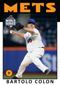 2015 World Series Bartolo Colon
