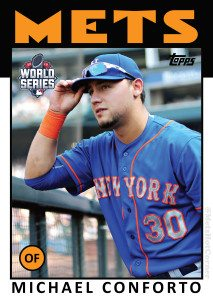 2015 World Series Michael Conforto