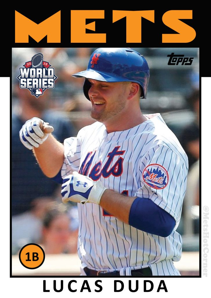 2015 World Series Lucas Duda