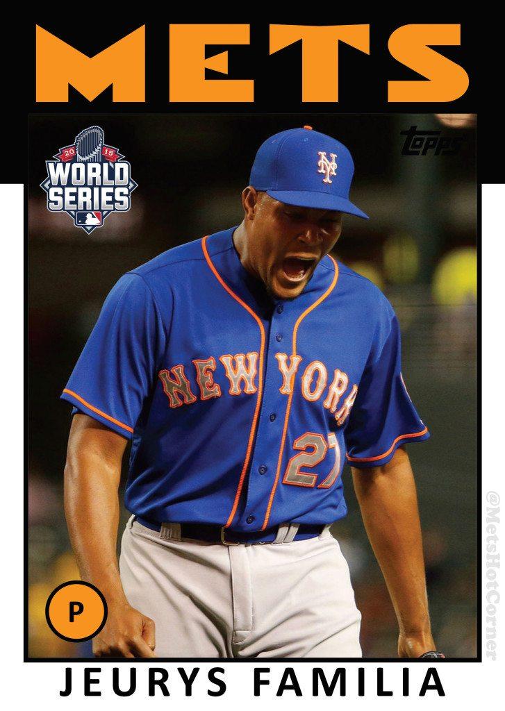 2015 World Series Jeurys Familia