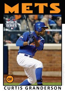 2015 World Series Curtis Granderson