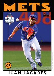 2015 World Series Juan Lagares