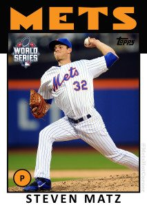 2015 World Series Steven Matz