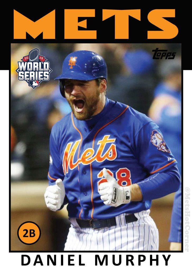 2015 World Series Daniel Murphy