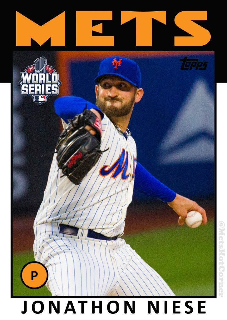 2015 World Series Jonathon Niese