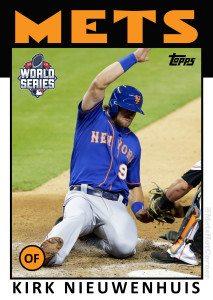 2015 World Series Kirk Nieuwenhuis