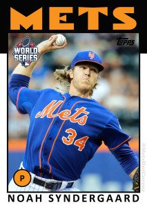 2015 World Series Noah Syndergaard