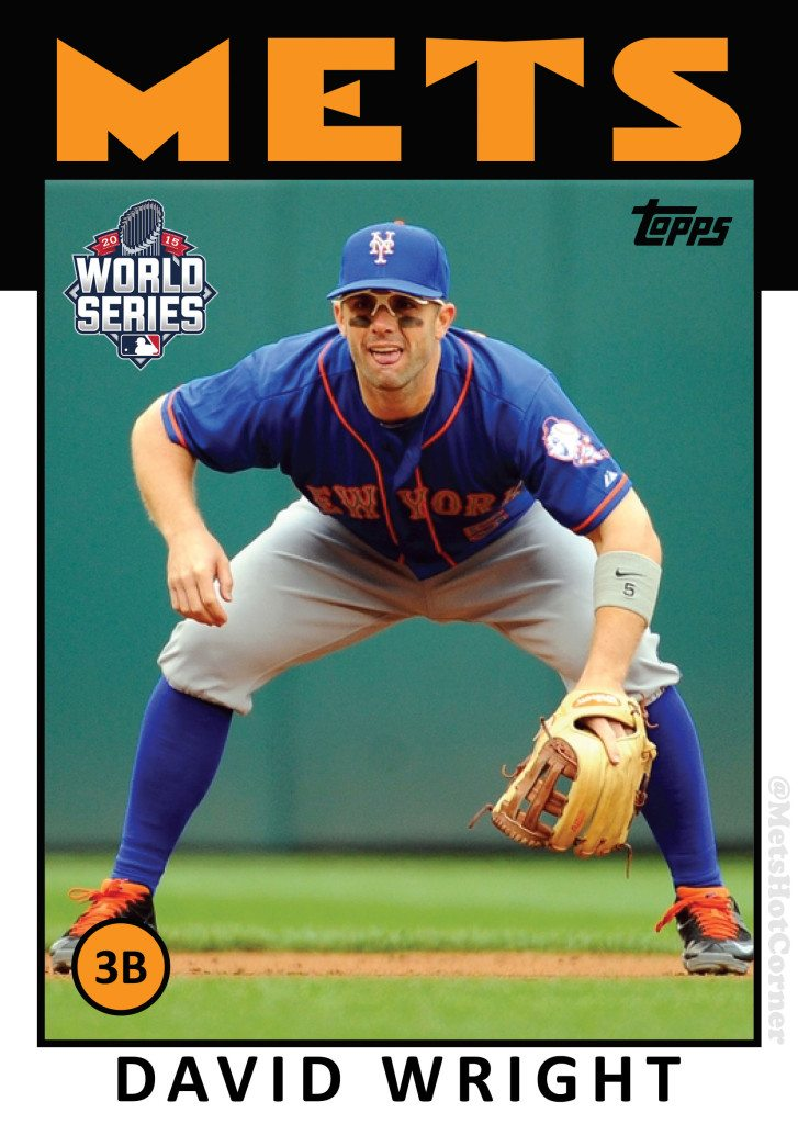 2015 World Series David Wright