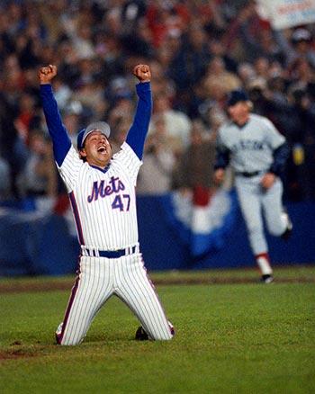 Jesse Orosco NY Mets