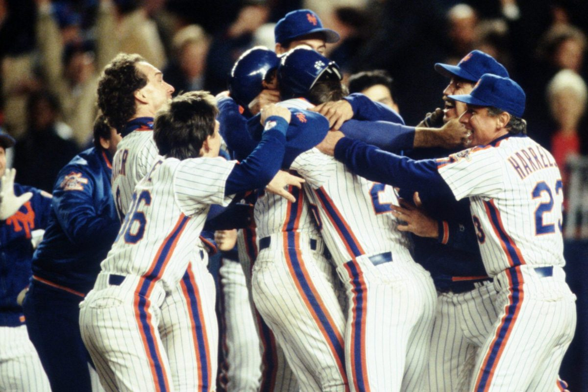 Meet the 1986 Mets