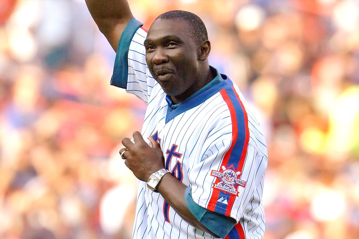Mookie Wilson Talks 30th Anniversary of 1986 Mets