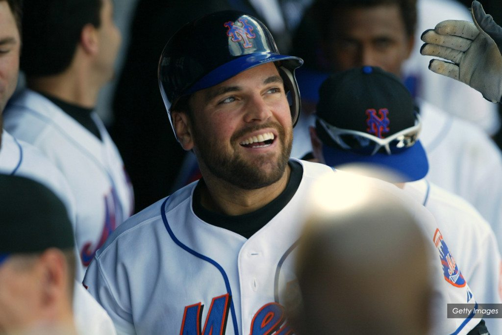 Mike Piazza's Number will be Retired in July