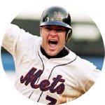 Todd Pratt NY Mets