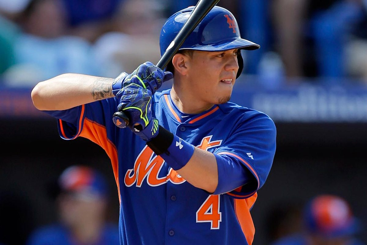wilmer flores how tall
