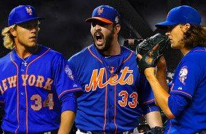 The Four Horsemen of The New York Mets