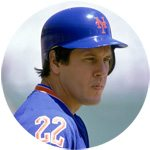 Kevin McReynolds NY Mets