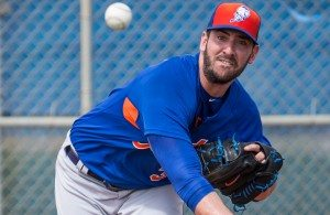 Cy Young Hopeful Matt Harvey Got His Slider Back