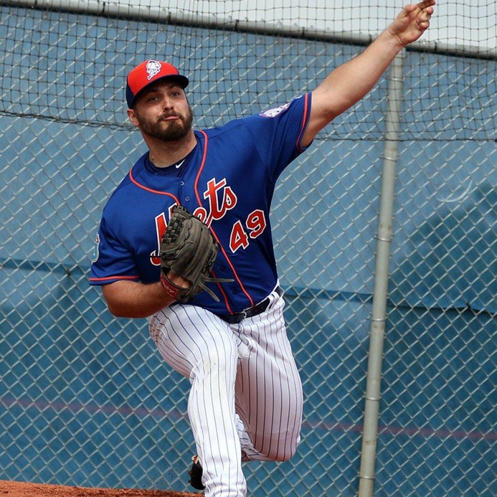 Josh Smoker NY Mets