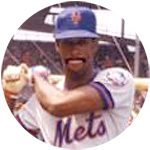 Claudell Washington NY Mets